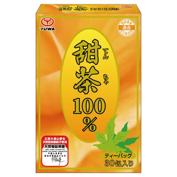 甜茶100% 30包 株式会社ユーワ...