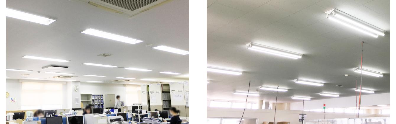 照明設備のLED化